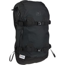 Burton ABS Vario [ak] Backpack Cover - 17L in True Black Bonded Ripstop - Closeouts